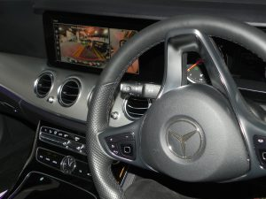 Mercedes camera calibration interior surroundings camera at STR Service Centre Norwich